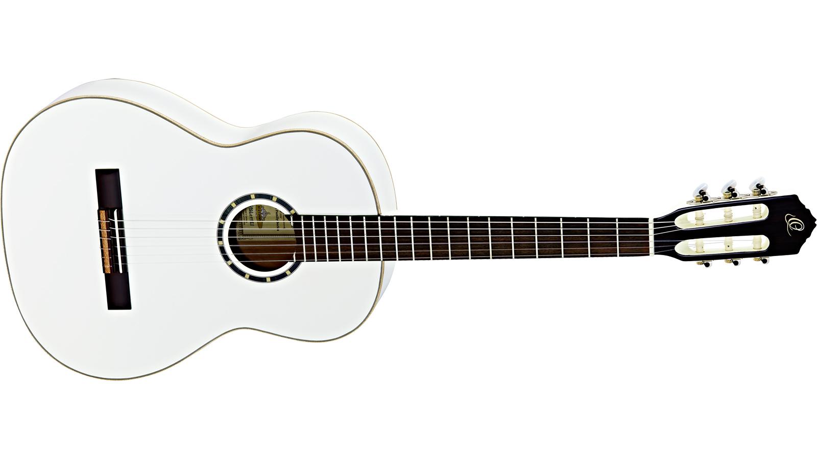 Ortega R121SN WH Konzertgitarre