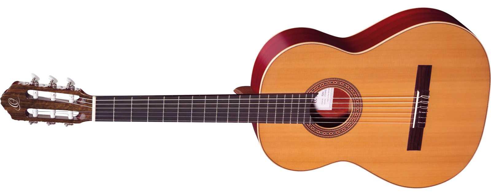 Ortega R-200L Konzertgitarre lefthand