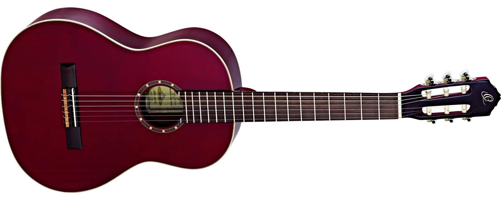 Ortega R131 WR 4/4 Konzertgitarre inkl. Bag