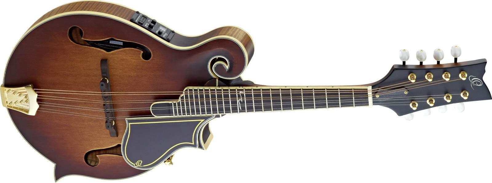 Ortega RMFE100AV Mandoline F-Style - Retoure