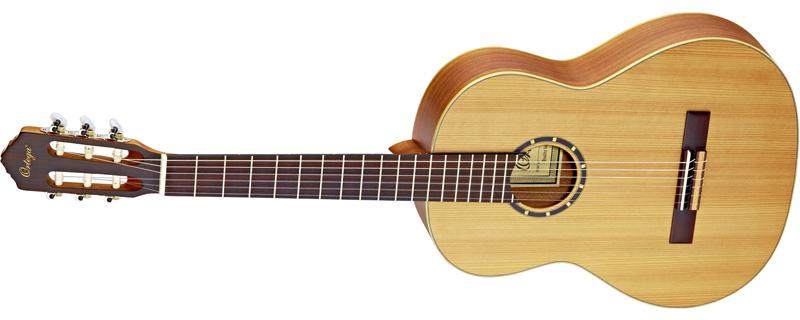 Ortega R131 4/4 L Konzertgitarre lefthand
