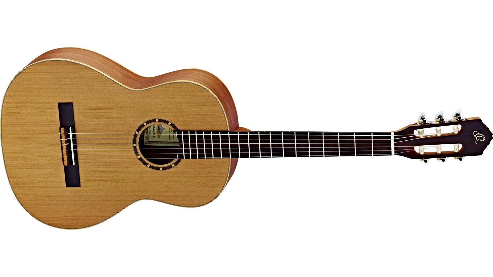 Ortega R122 SN Small Neck 4/4 Klassikgitarre inkl. Gigbag