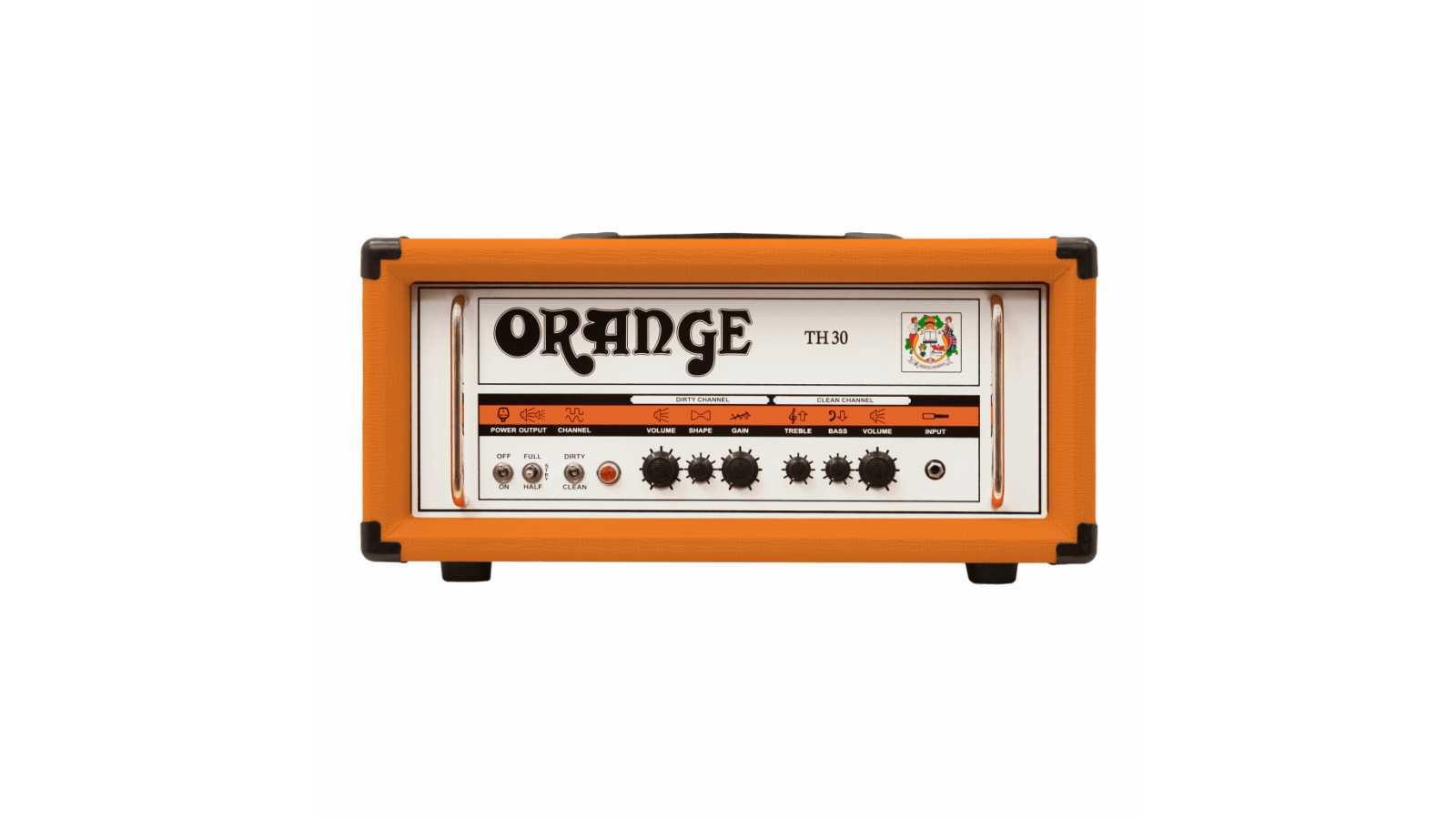 Orange TH30H Röhrentopteil