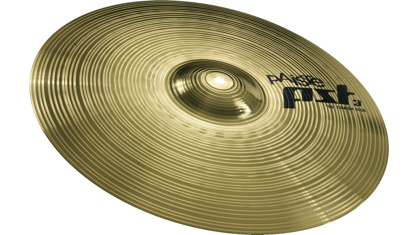 Paiste PST-3 Crash/Ride 18""