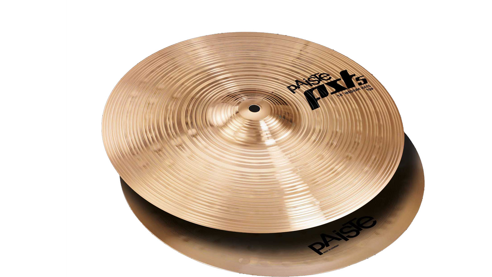 Paiste PST-5 Hi-Hat Medium 14""