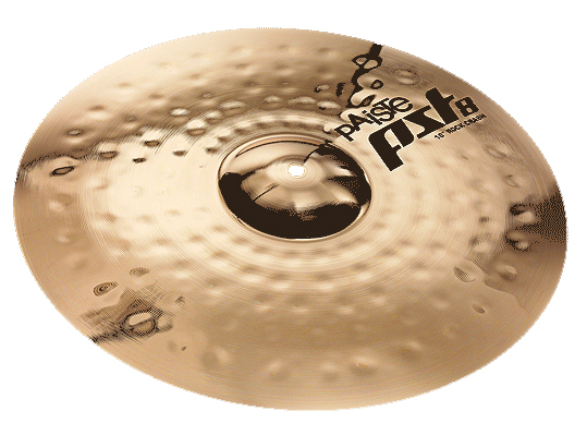 Paiste PST 8 Reflector Rock Crash 17""