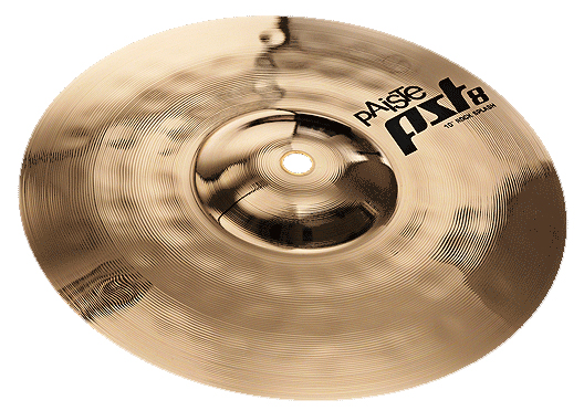 Paiste PST 8 Reflector Rock Splash 10""