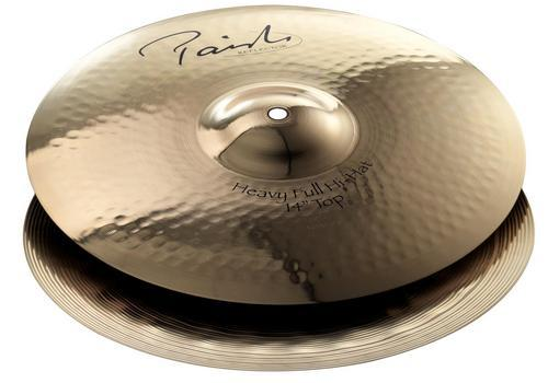 Paiste Signature Reflector Heavy Full HiHat 14""