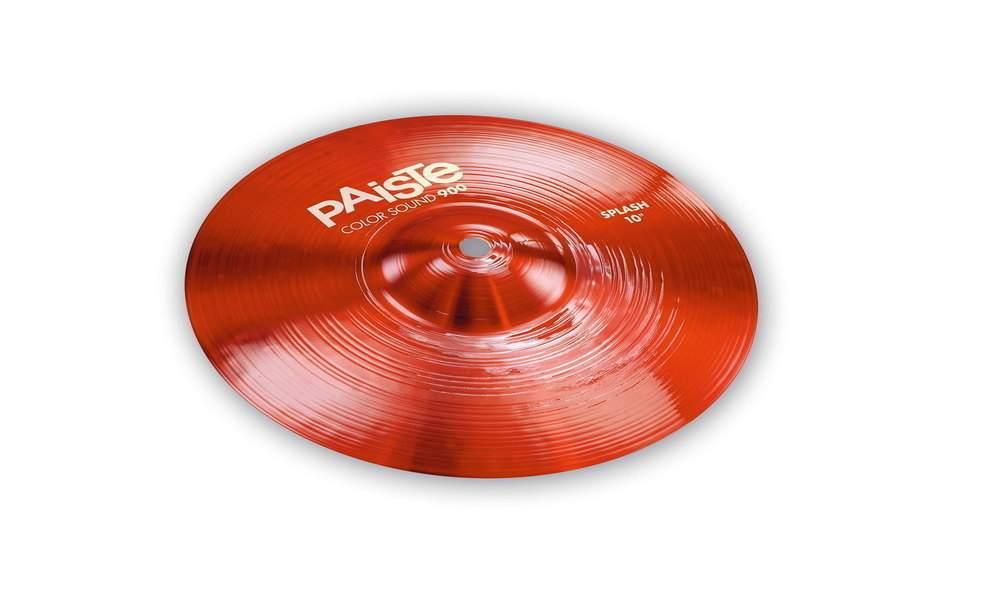 "Paiste Splash Color Sound Red 12"""