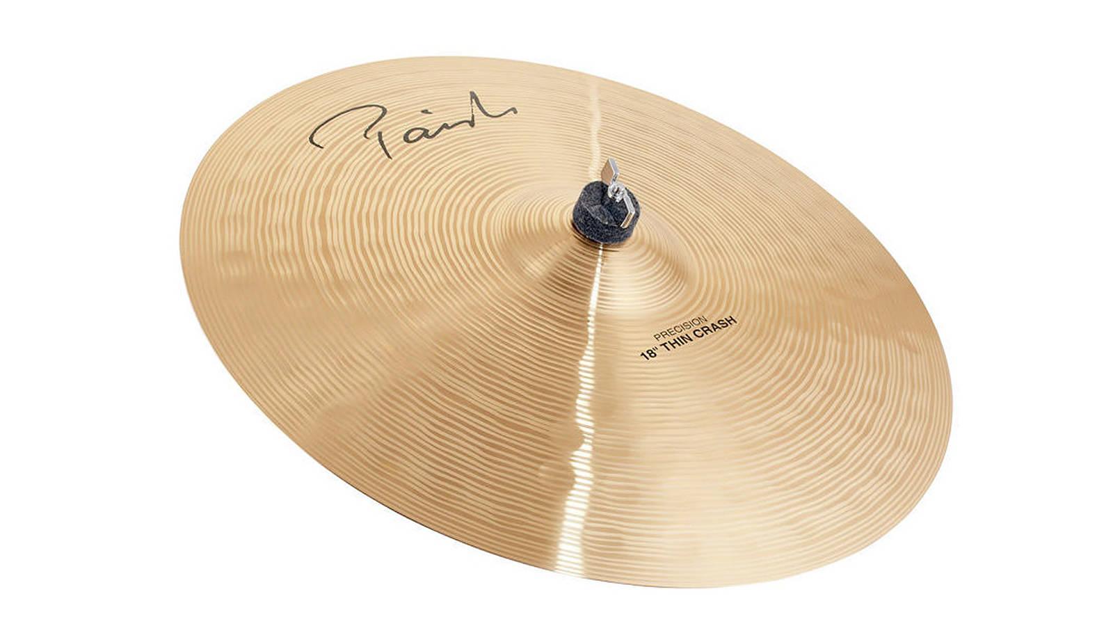 """Paiste Signature Precision Thin Crash 18"""""""