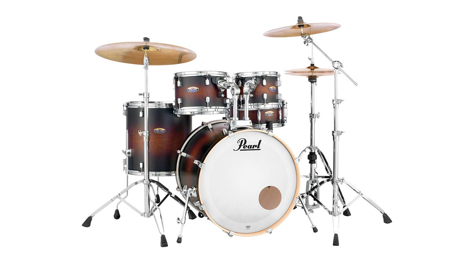 Pearl DMP925F Decade Maple Drumset