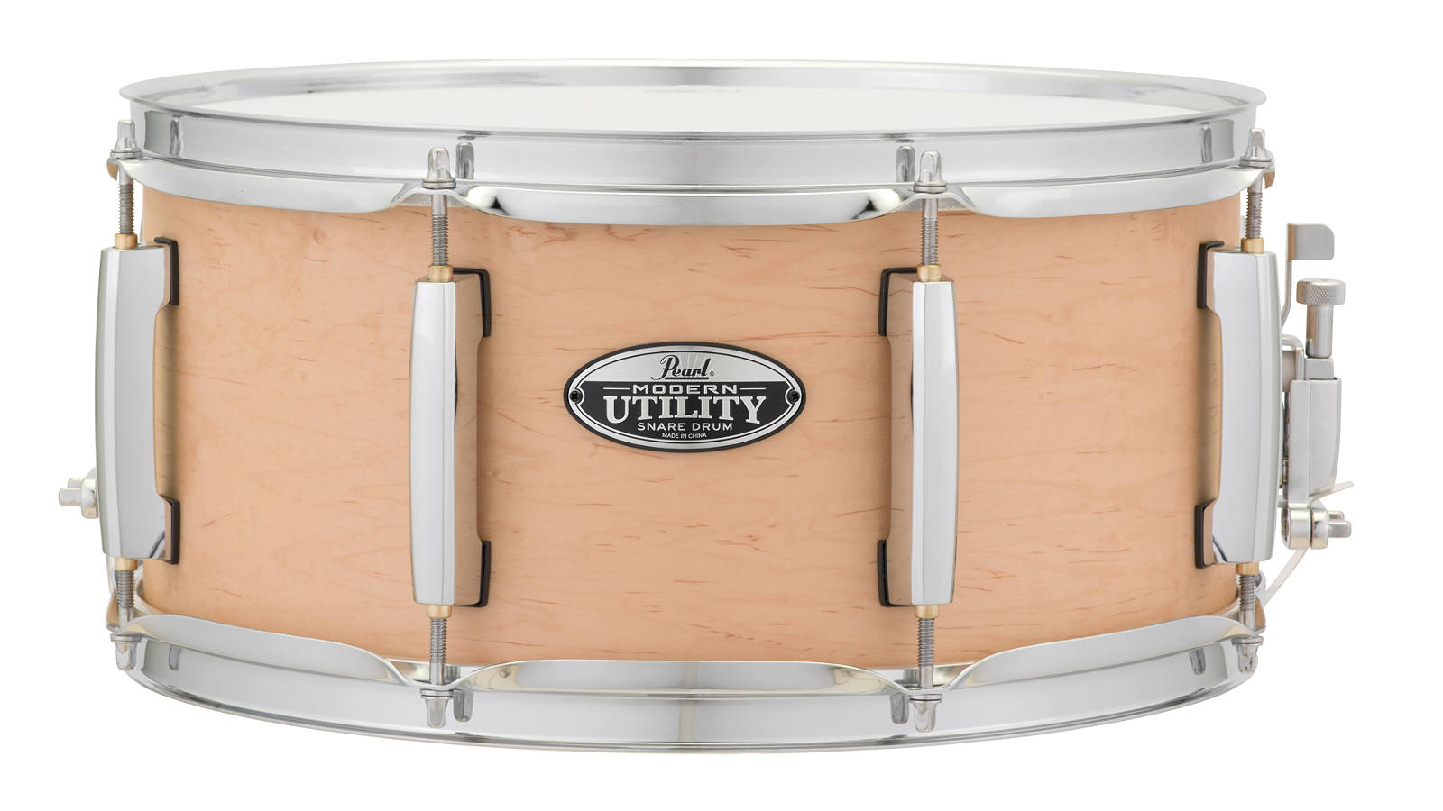 "Pearl MUS1465M Modern Utility Maple Snare 14""x6,5"""