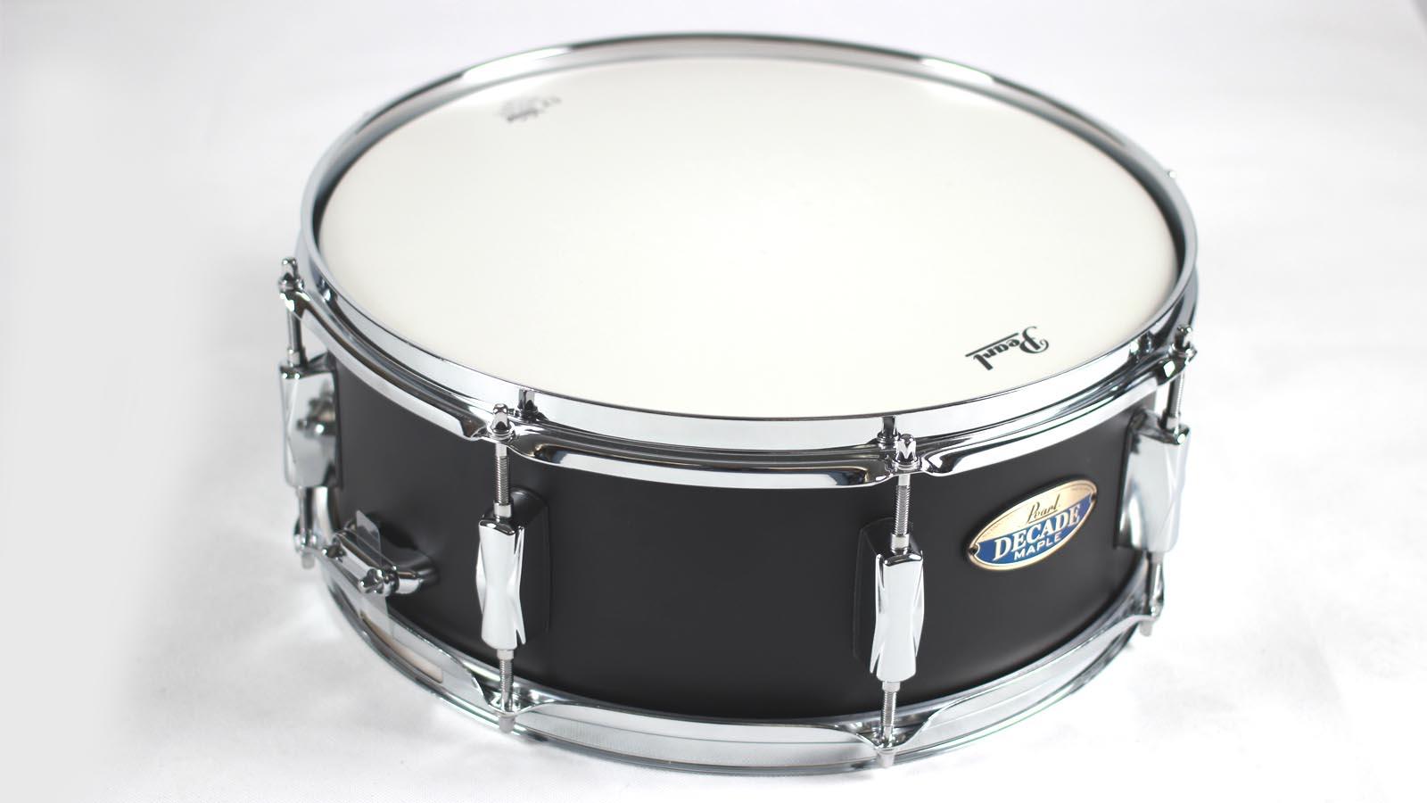 Pearl 14'' x 5,5''Decade Snare black maple