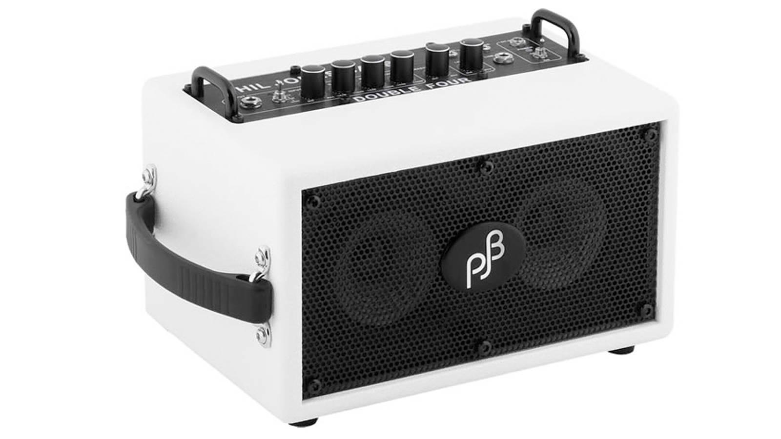 Phil Jones Double 4 BG-75 Bass Combo White