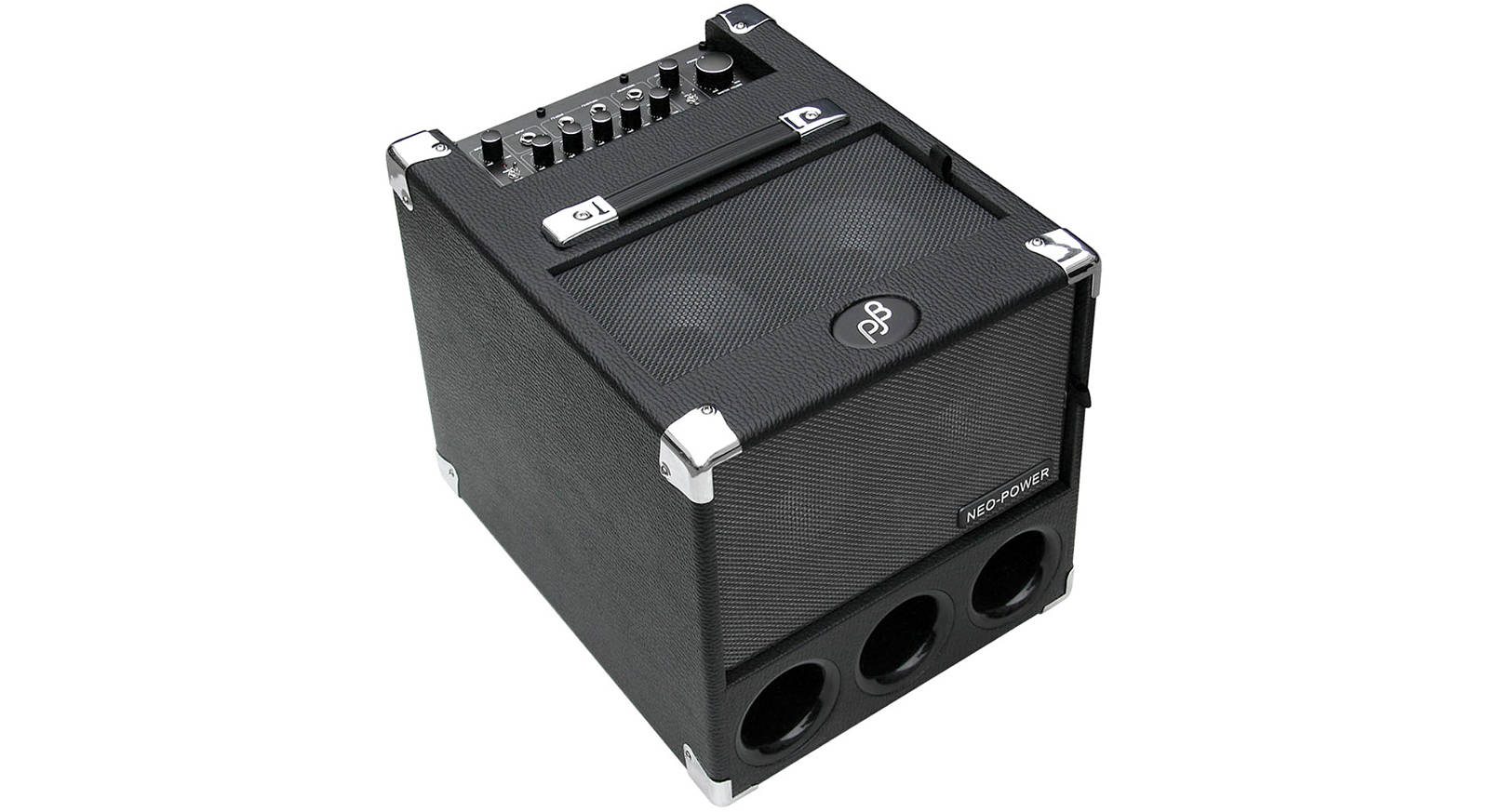 Phil Jones Flightcase BG-150 Bass Combo Black