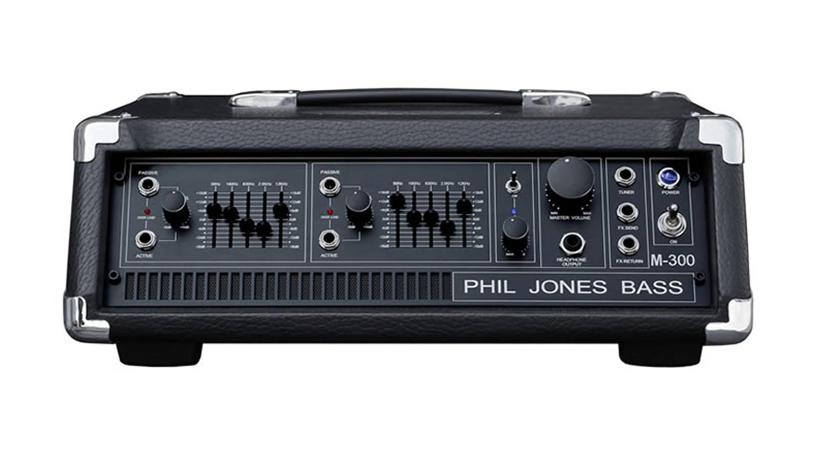 Phil Jones M-300 Bass Topteil