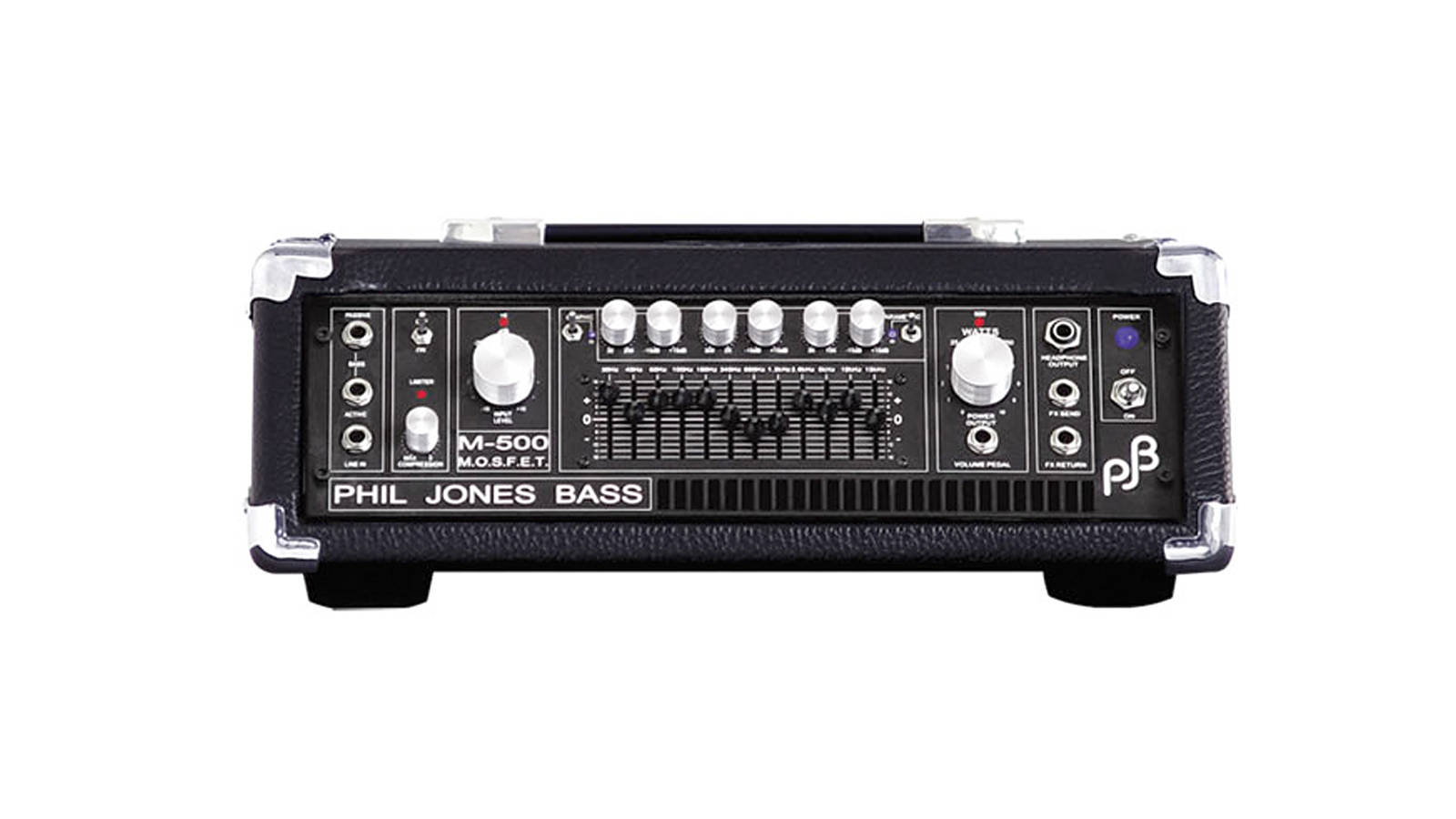 Phil Jones M-500 Bass Topteil