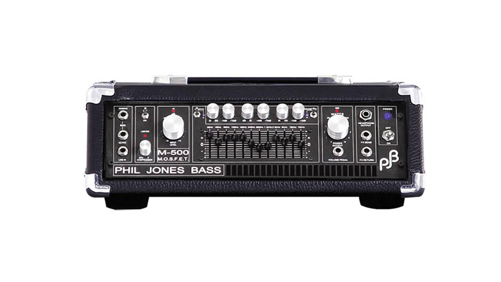 Phil Jones M-500 Bass Topteil