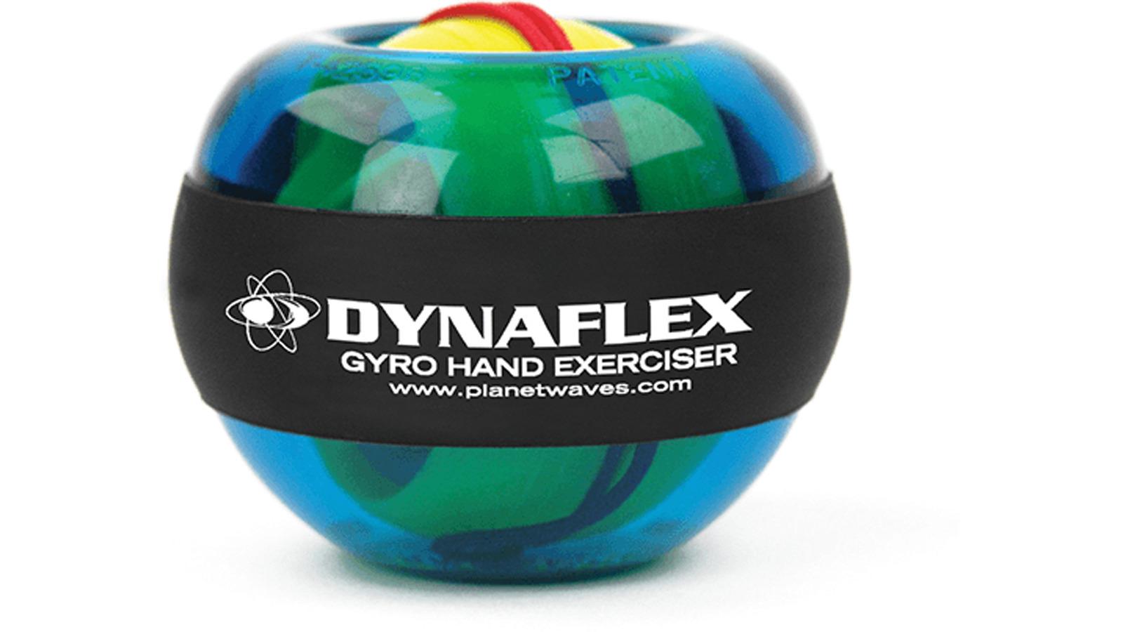 D'Addario Planet Waves Dynaflex Gyro Hand Exerciser PW-DFP-01