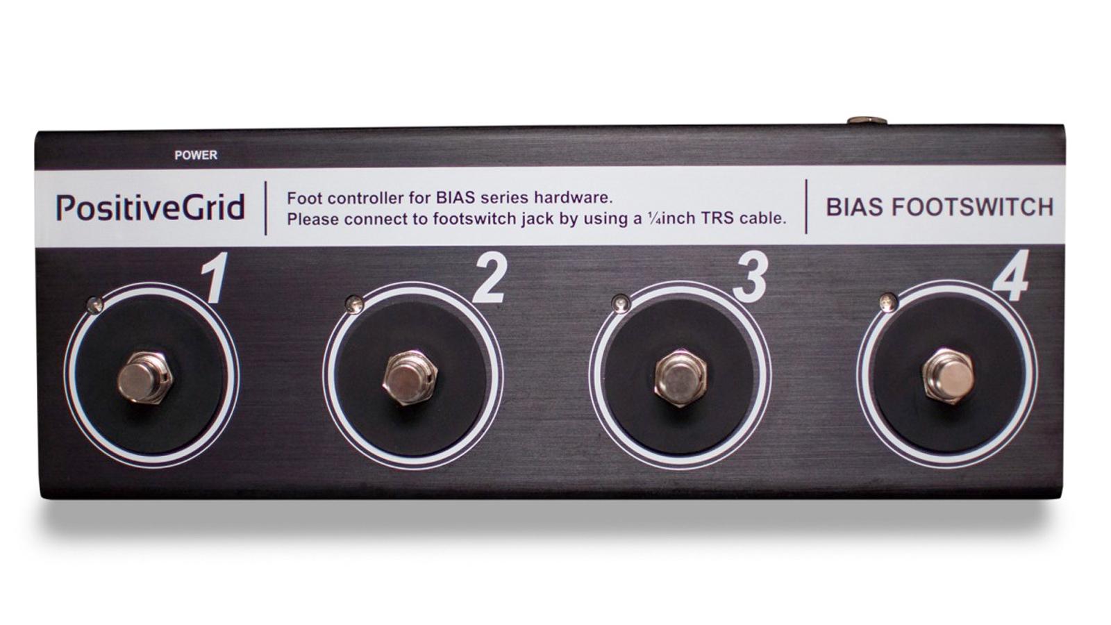 Positive Grid BIAS BFS4 Fußschalter