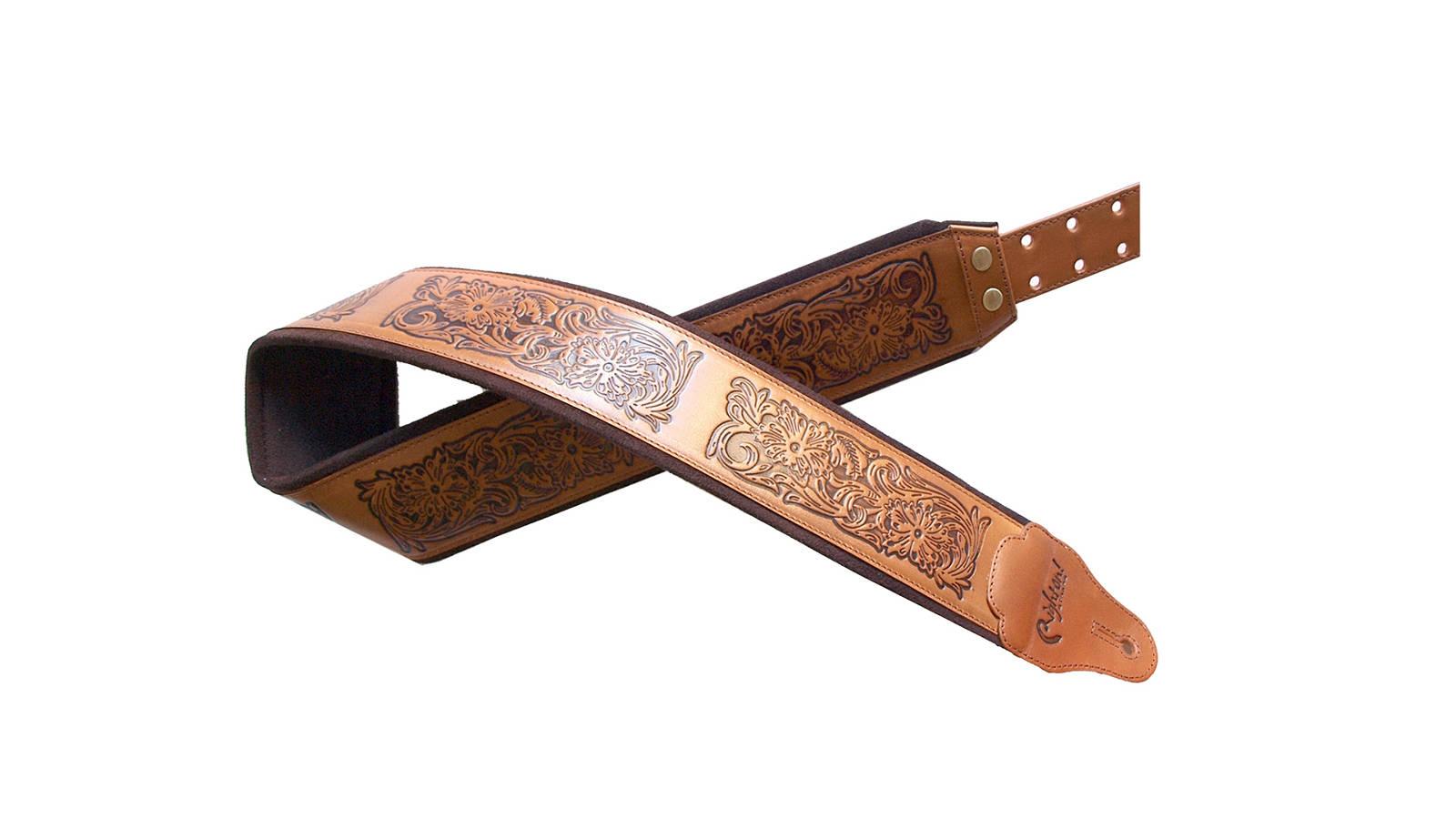 Righton Straps Leathercraft Charro Woody Gurt