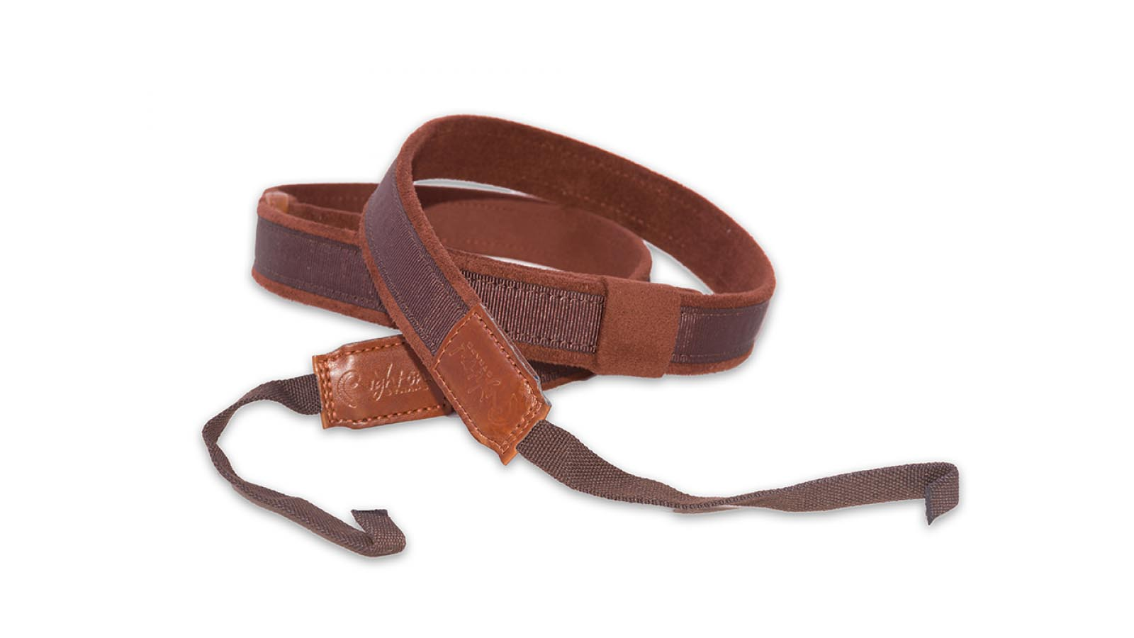 Righton Straps DUAL HOOK Brown UKE-MAN
