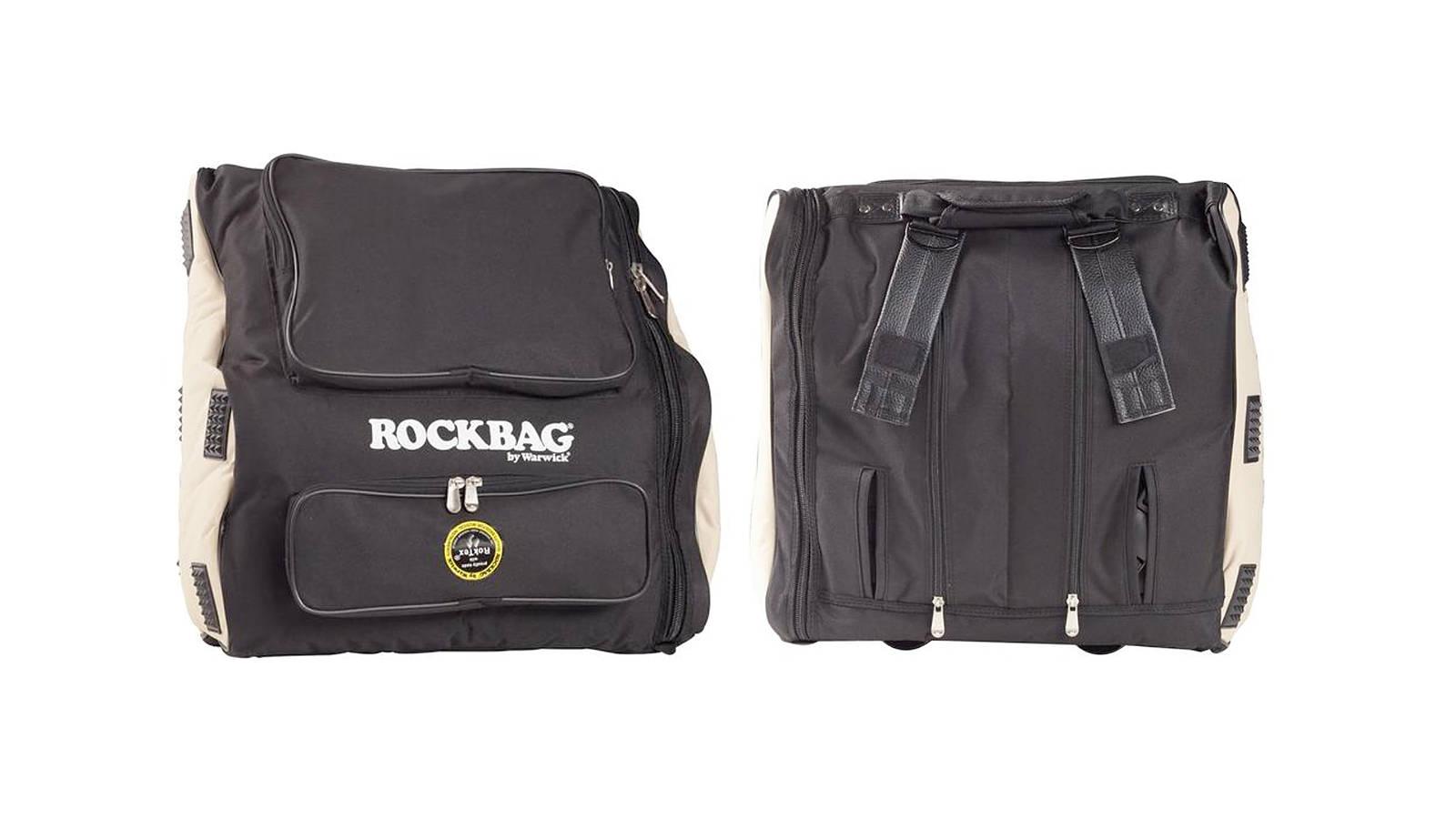 RockBag RB 25140 B/BE Premium Accordion 37-96 IV Black-Beige