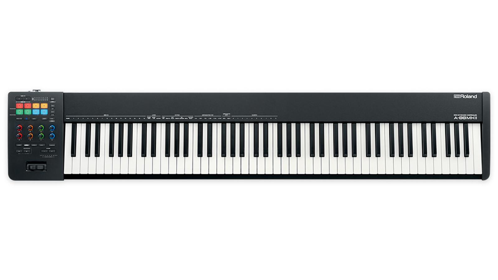 Roland A-88 MKII MIDI-Keyboard 2.0