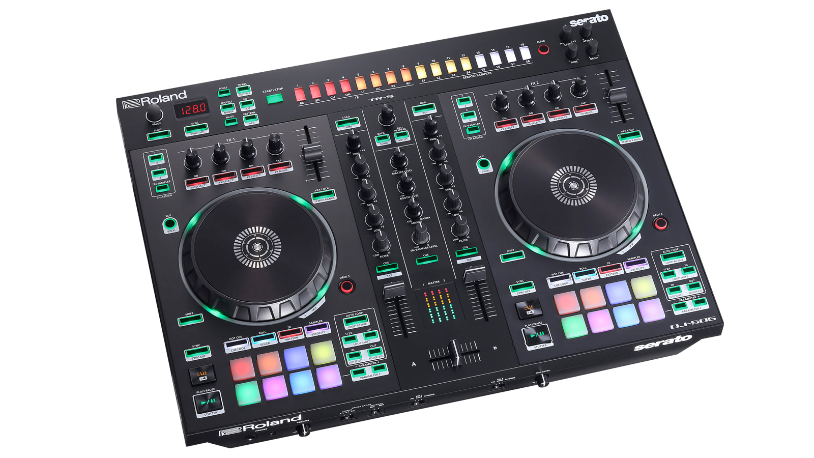 Roland DJ-505 DJ-Controler