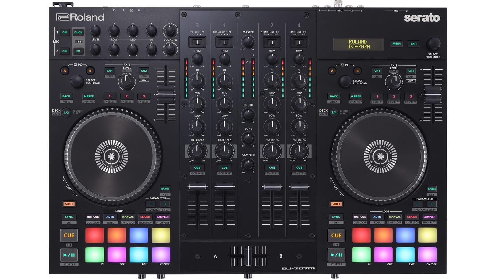 Roland DJ-707M Controller