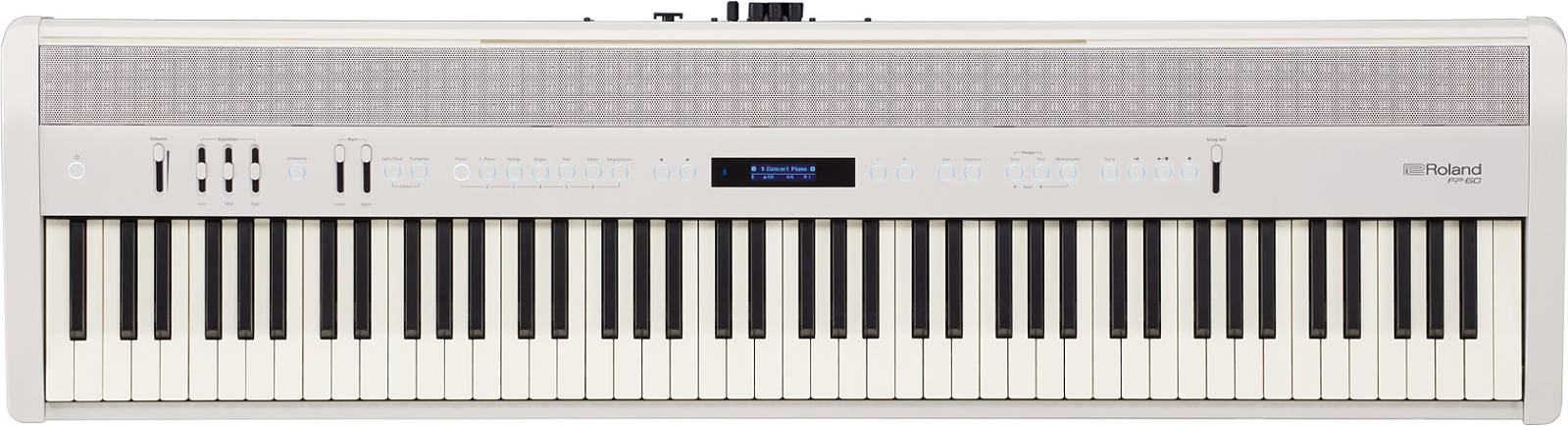 Roland FP-60-WH Stage Piano Weiß