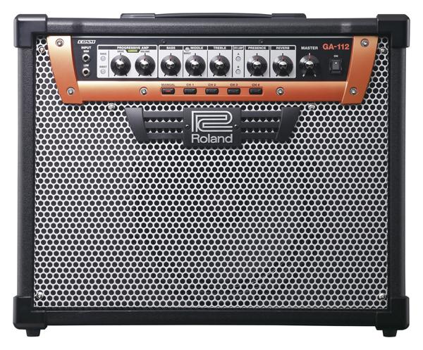 roland ga 112 gitarrenverst rker. Black Bedroom Furniture Sets. Home Design Ideas