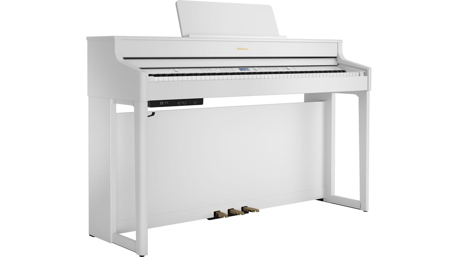 Roland HP702 WH E-Piano