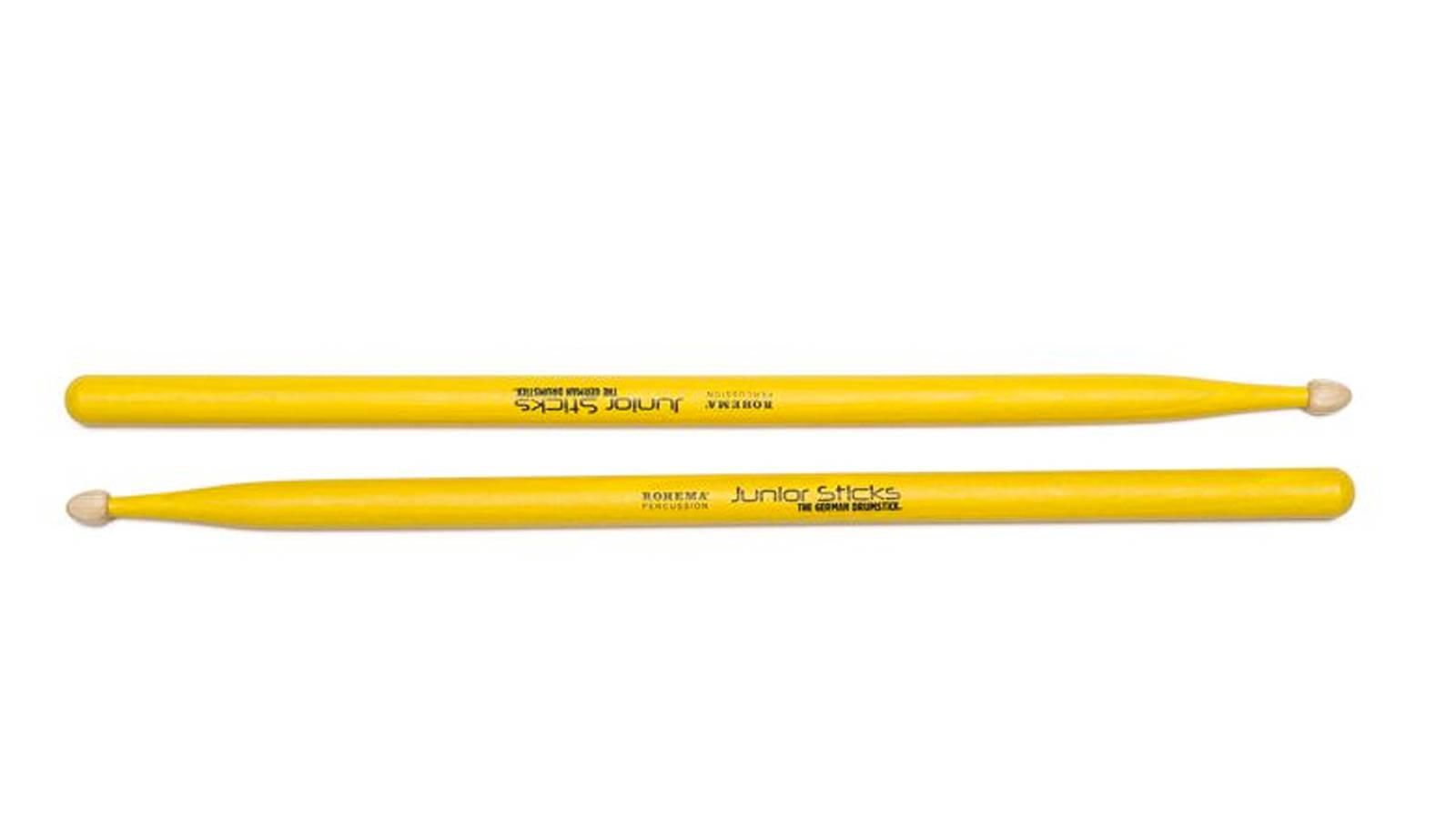 Rohema Junior Sticks gelb