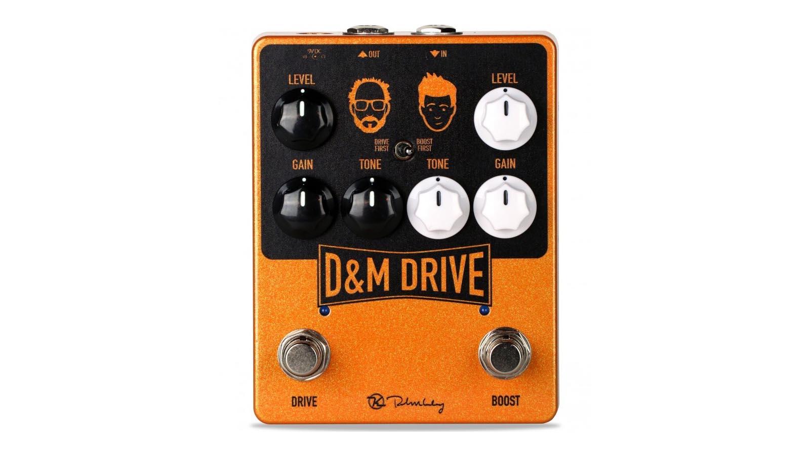 Robert Keeley Engineering DM Drive