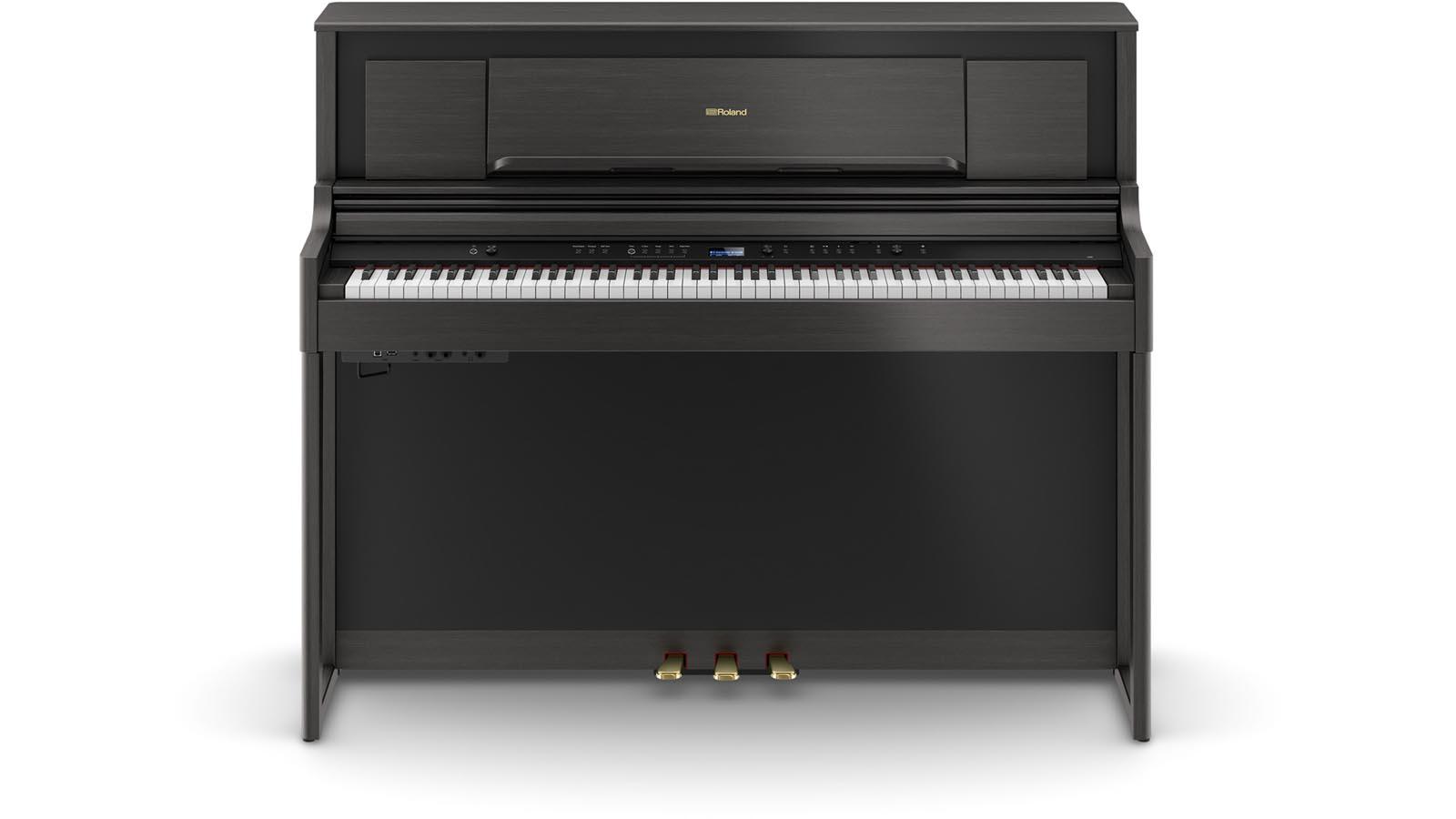 Roland LX706-CH E-Piano Anthrazit