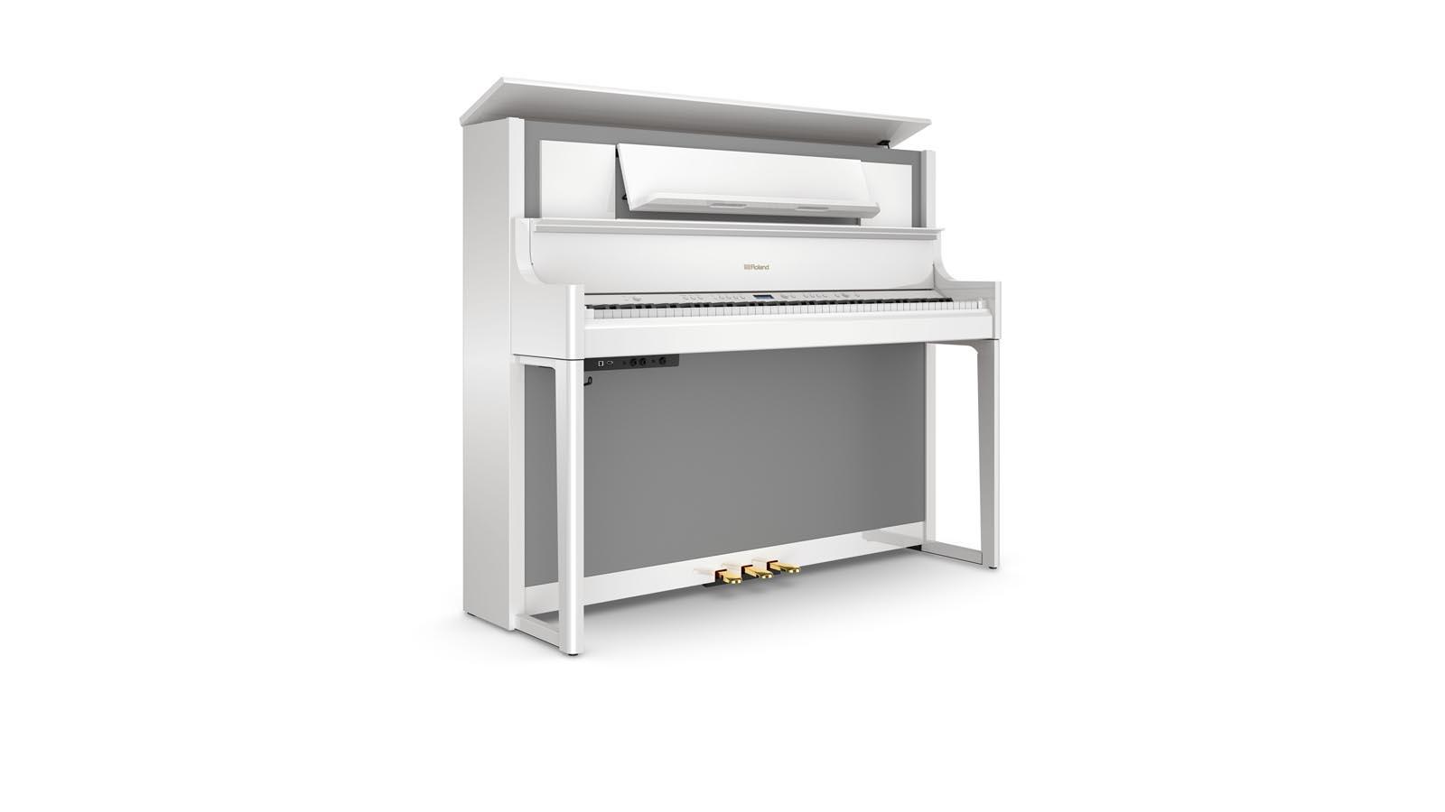 Roland LX708-PW E-Piano