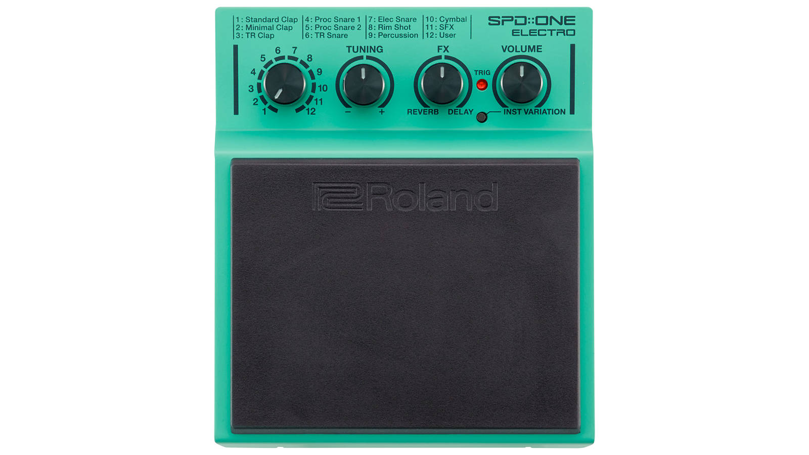 Roland SPD-1E One Electro Percussion Pad