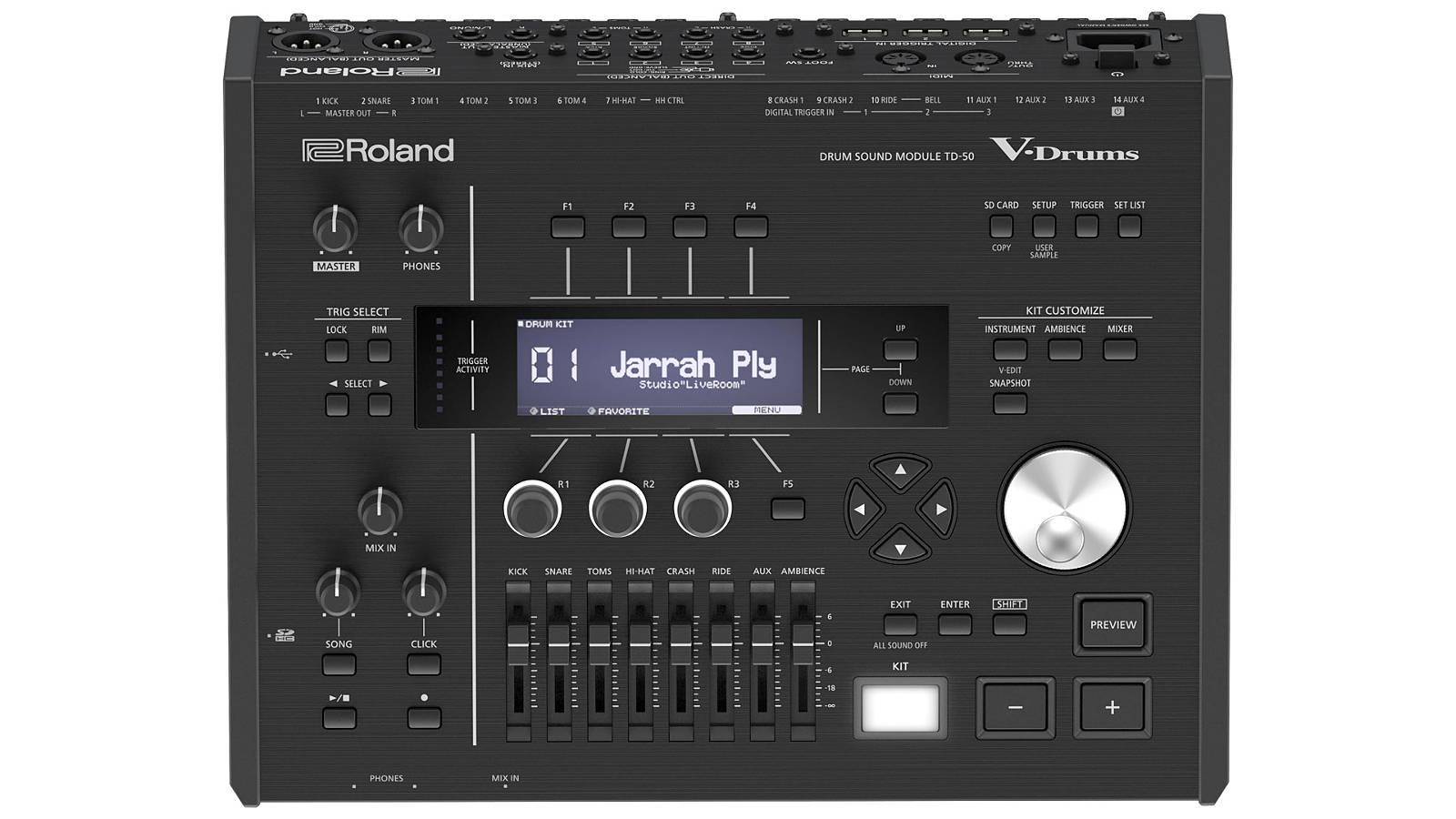 Roland TD-50 Sound-Modul