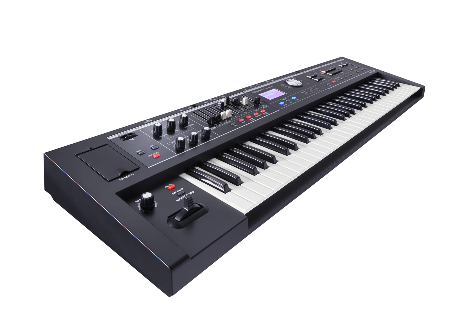 Roland VR-09-B Orgel/Piano/Synth 61Ta