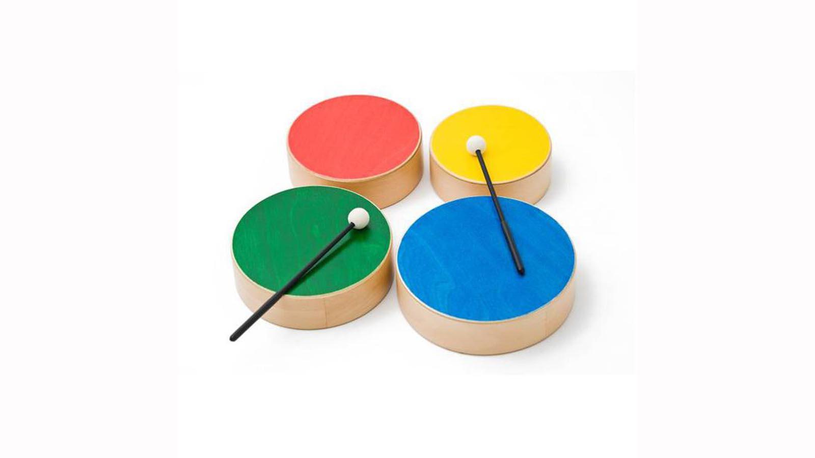 Rohema Wooden Toms Color Set 61698