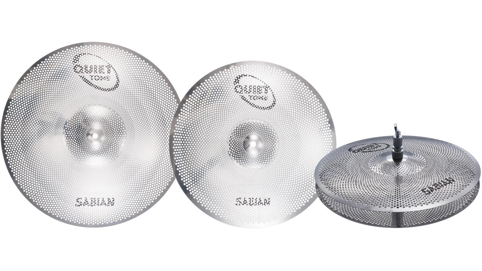 Sabian Quite Tone Becken Set