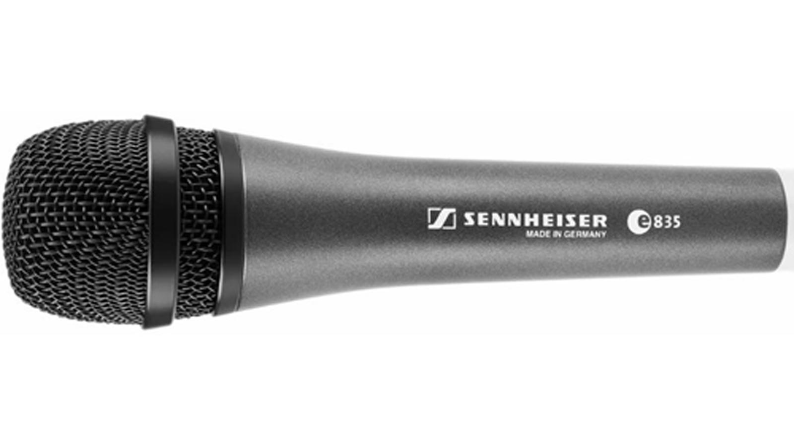 Sennheiser e 835 Mikrofon Set 3er Pack
