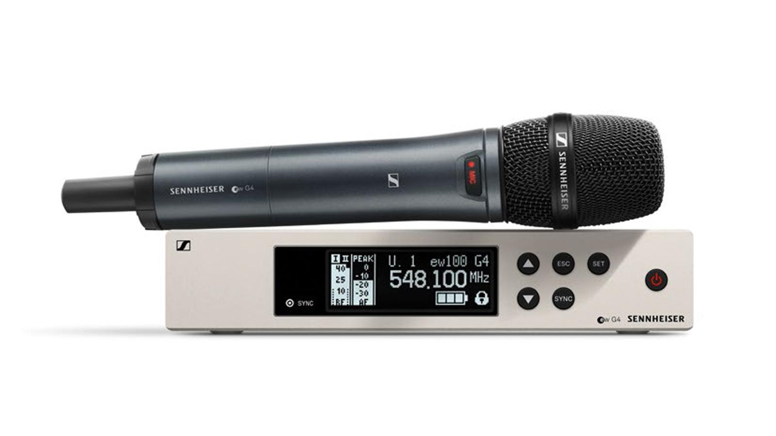 Sennheiser ew 100 G4-835-S-1G8 Handsender Funkset