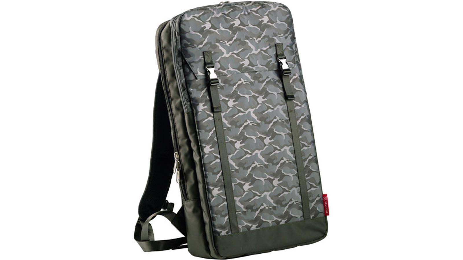 Sequenz Rucksack für Synthi oder Laptop Camouflage MP-TB1