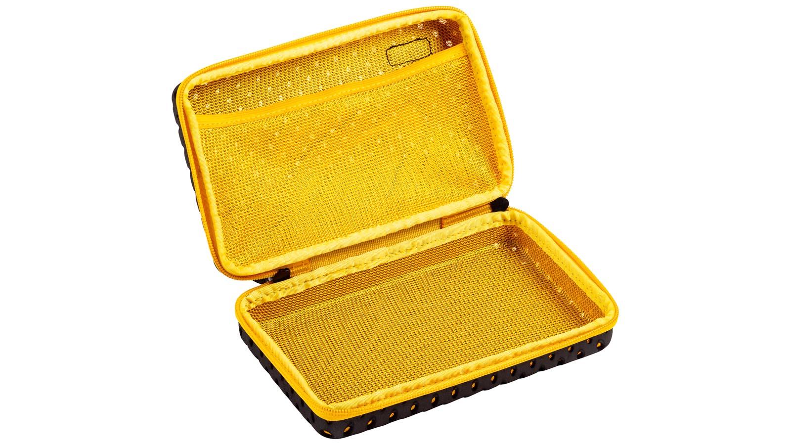 Sequenz Tasche für Volca gelb Softshell Case