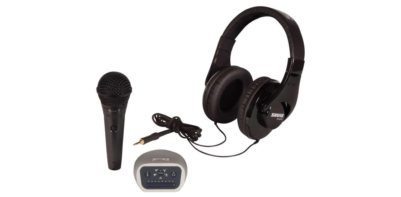 Shure Digital Recording Kit P58-CN-240-MVI