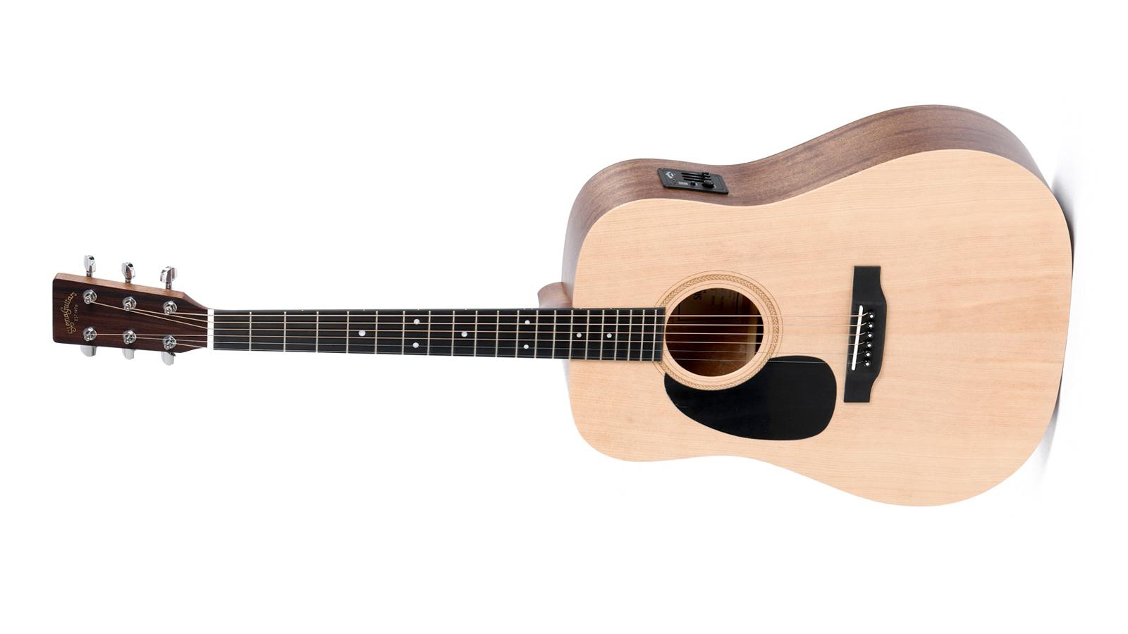 Sigma DMEL+ Lefthand Westerngitarre