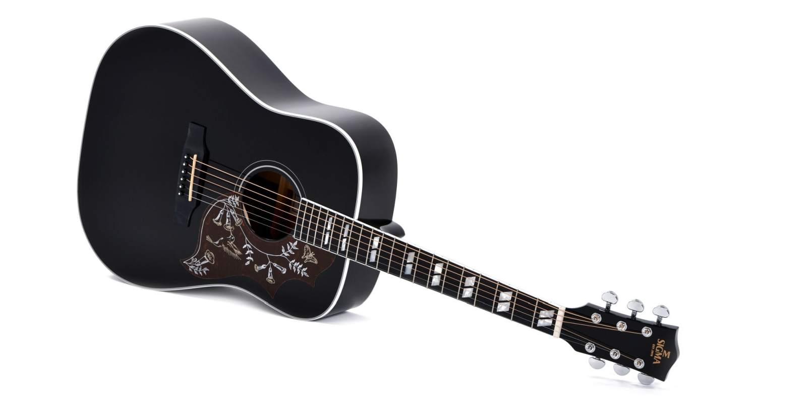 Sigma DM-SG5-BK+ Westerngitarre Limited