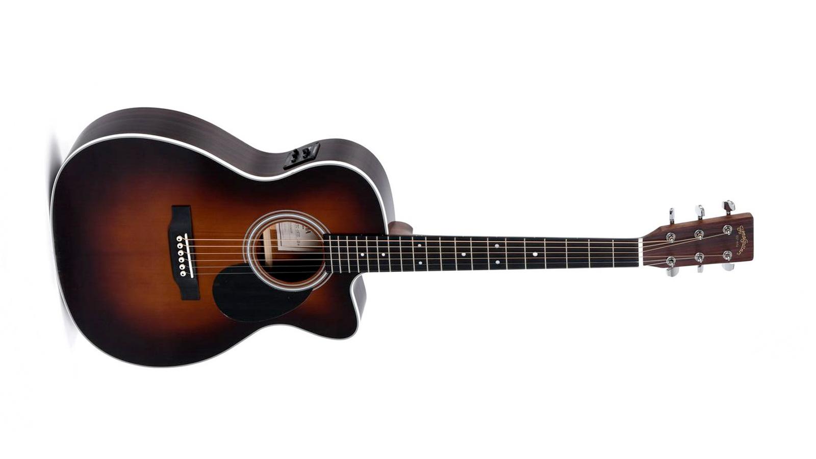 Sigma GMC-1STE-SB+ Westerngitarre
